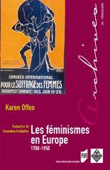 Les féminismes en Europe, 1700-1950