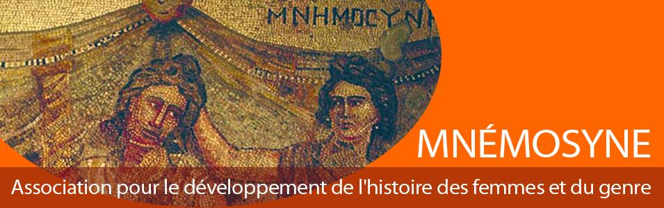 Mnémosyne – Association pour le développement de l'histoire des femmes et du genre