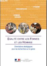 Orientations stratégiques pour les recherches sur le genre, MESR,