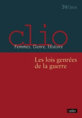 Clio, Femmes, Genre, Histoire, n°39