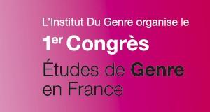 Mnémosyne sera au 1er Congrès des études de genre en France