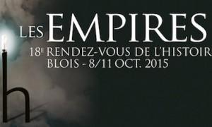 Blois 2015, La fabrique des Empires et le Genre