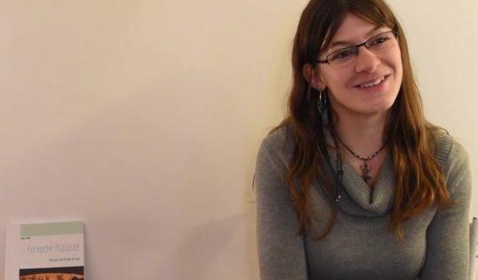 #2 – Farouche Atalante, portrait d'une héroïne grecque d'Émilie Druilhe