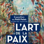 A propos de l'exposition L'art (masculin?) de la paix