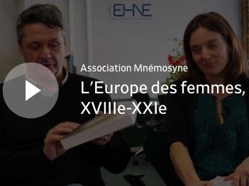 L'Europe des Femmes en 3 minutes