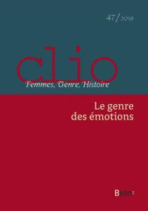 Clio, Femmes, Genre, Histoire, à la Une de la lettre de l'InSHS