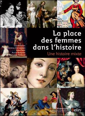 2011, La place des femmes dans l'histoire. Une histoire mixte : autour du manuel de Mnémosyne